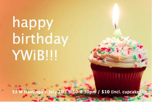YWiB's Summer Solstice Birthday Party!