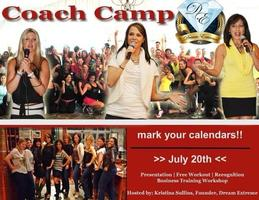Dream Extreme Coach Camp 2013