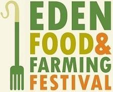 Eden Food and Farming Festival 2017 logo
