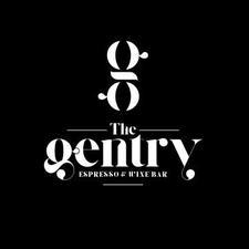 The Gentry Espresso & Wine Bar logo