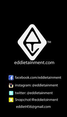 Eddietainment.com logo
