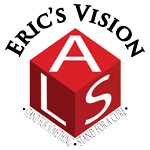 Eric's Vision  logo