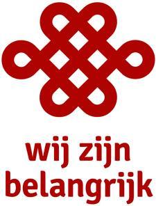 Wij zijn belangrijk logo
