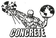 CONCRETE PROMOTIONS AND ENTERTAINMENT logo