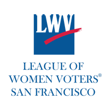 League of Women Voters of San Francisco logo
