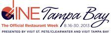 Dine Tampa Bay logo