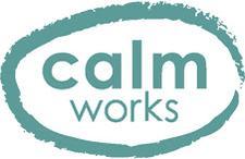 Joanne Bull - Calm Works logo