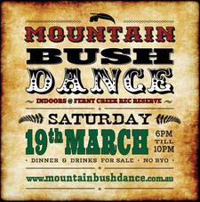 Mountain Bush Dance Group logo