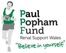 Paul Popham Fund, Renal Support Wales logo