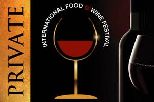 Private International Food & Wine Festival 2013