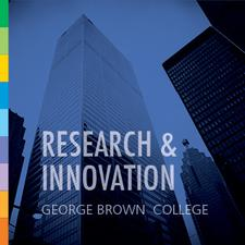The Office of Research & Innovation, George Brown College logo