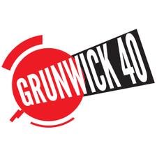 Grunwick 40 logo