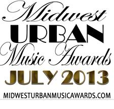 Midwest Urban Music Awards & Rappers Ball logo