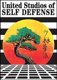 United Studios of Self Defense SJC logo