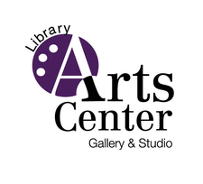 Library Arts Center logo