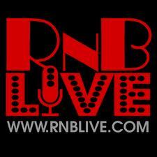 RnB LIVE logo