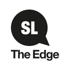 The Edge, State Library of Queensland logo