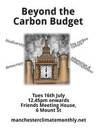 Beyond the Carbon Budget