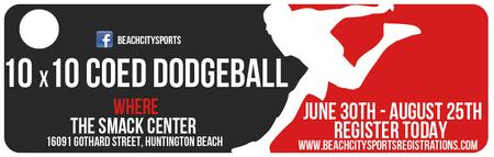 Coed Dodgeball League (Sunday Nights in Huntington...