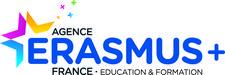 Agence Erasmus+ France / Education & Formation logo