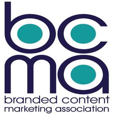 Branded Content Marketing Association (BCMA) logo