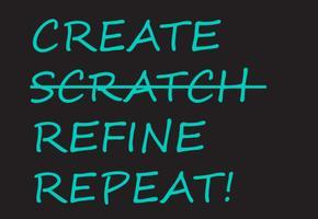 Create Scratch Refine Repeat: Scratch Night
