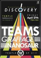Professional Fans Presents: Discovery