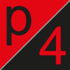 P4 Traducciones logo