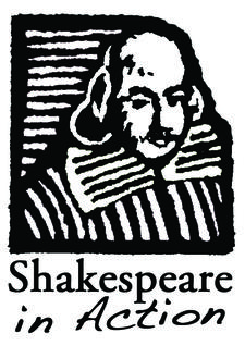 Shakespeare in Action logo