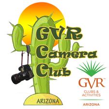 GVR Camera Club logo