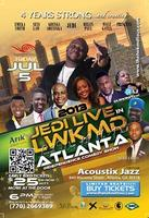 Today @ 6 - JEDI LIVE in LWKMD COMEDY - ATLANTA