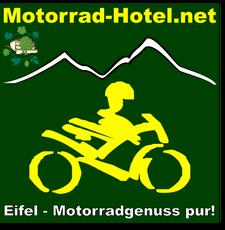 Motorrad-Hotel.net - eine Marke des Wolffhotel logo