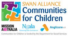 Swan Alliance Communities for Children logo
