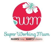 Super Working Mum logo