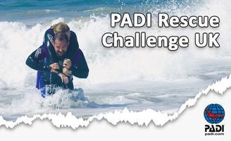 PADI Rescue Challenge UK