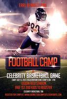 Earl Bennett Football Camp 7/13/13