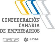 Confederacion Canaria de Empresarios logo