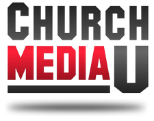Church Media U logo