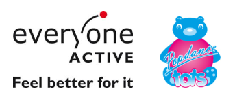 Everyone Active Mid Suffolk Leisure Centre - Popdance...