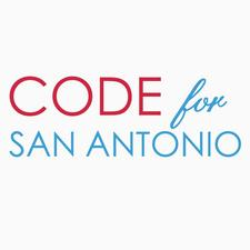 Code for San Antonio | A Code for America Brigade logo