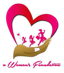 A Woman's Foundation logo