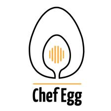 Chef Egg  logo