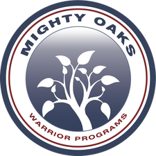 Mighty Oaks Warrior Foundation logo