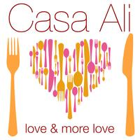 Casa Ali ~ 6th July Vegetarian menu dinner