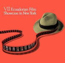 VII Ecuadorian Film Showcase | VII Muestra de Cine Ecuatoriano logo
