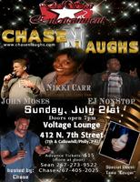 Chase N' Laughs Comedy Night at Voltage Lounge