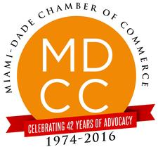 Miami Dade Chamber of Commerce logo
