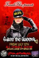 """Salute the Queens"" V Show & Afterparty"