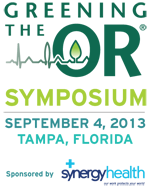 Greening the OR Symposium
