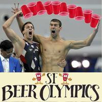 SF BEER OLYMPICS! Free + Cheap Beers! Fridays!